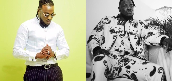 """""""God forbid"""" - Singer, Peruzzi replies fan who asked if he would marry this year"""