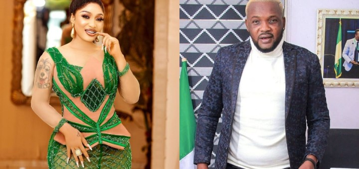 """""""It is disgusting and It is a slap on victims of R*pe"""" - Tonto Dikeh reacts to Yomi Fabiyi's movie, Oko Iyabo"""