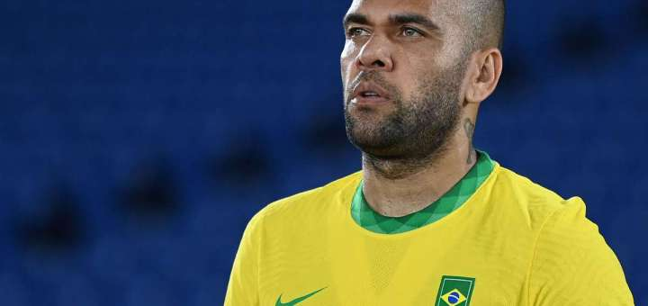 Dani Alves wins his 44th title at the Olympics, extends his advantage as most the decorated footballer of all time
