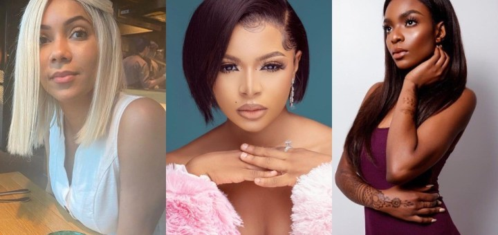 #BBNaija 2021: Big Brother punishes Maria, Liquorose & Peace for infringing the Head of House Room Rules