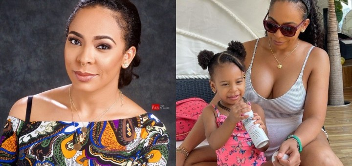TBoss responds to inquiry about her daughter's father's identity