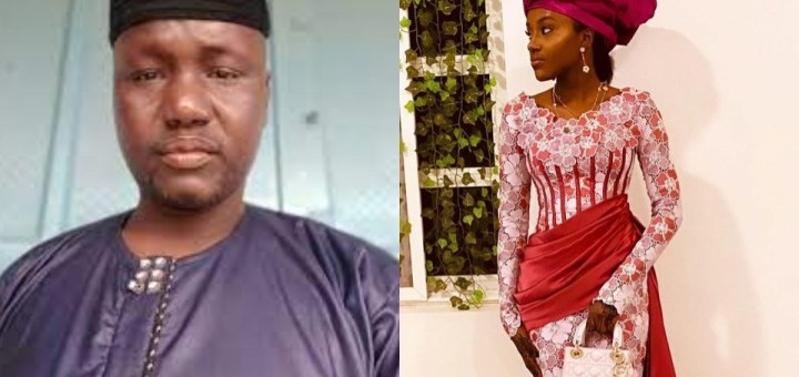 Man with 2 wives and 12 children proposes marriage to Buhari's youngest daughter Noor