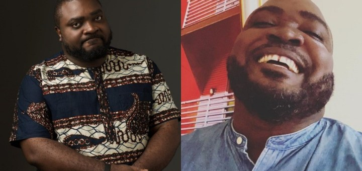 Filmmaker Imoh Umoren reacts after someone he hasn't spoken to in years asked him for N2 million for his wedding