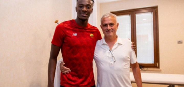 Mourinho gives reason on why he signed Tammy Abraham