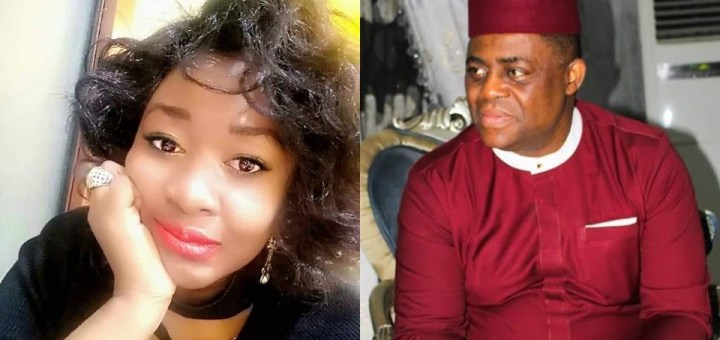 """""""You are everything to me and none has ever come close to you"""" - FFK showers praises on wife, Regina"""