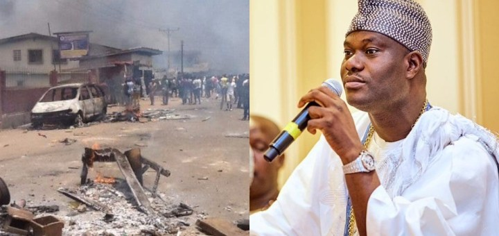 Killing of 5 farmers has nothing to do with Ife/Modakeke dispute - Ooni of Ife