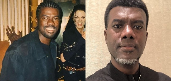 Reno Omokri tackles Nigerian Christian who questioned his hairstyle