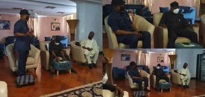 2023: OBJ, PDP leaders in Closed Door Meeting