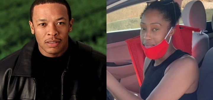 Dr. Dre's Eldest Daughter reveals she's Homeless and living out of her car (Photos)