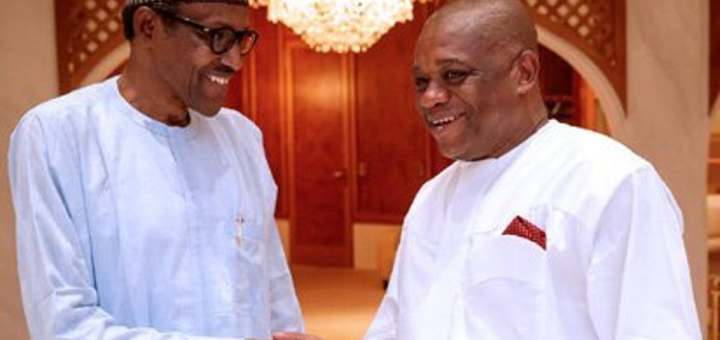 Buhari is real, not Jubril of Sudan - Orji Kalu