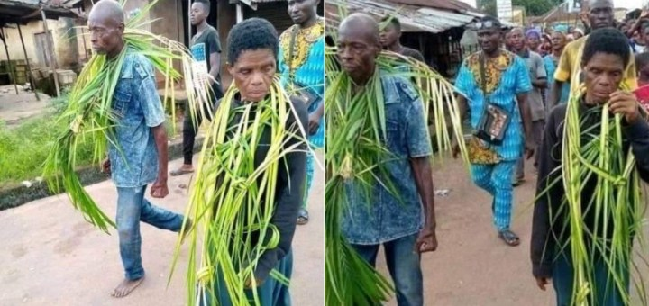 Family in Imo state kill and bury their son for being too stubborn