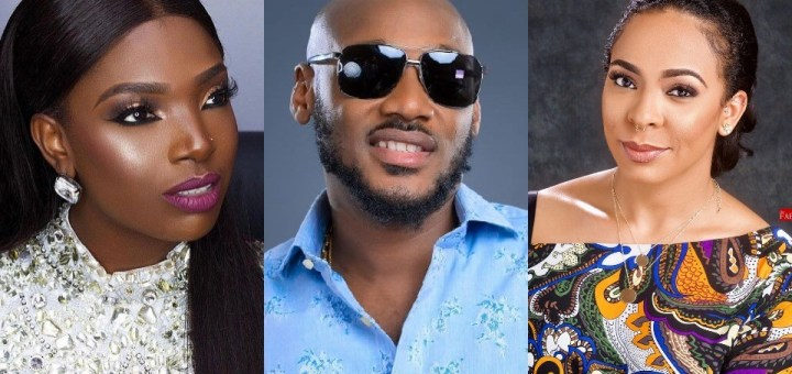 """""""You exposed the privacy of your home with your own hands"""" - TBoss shades Annie Idibia over family and marriage drama"""