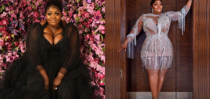 Actress Eniola Badmus shares jaw-dropping photos to celebrate her 44th birthday