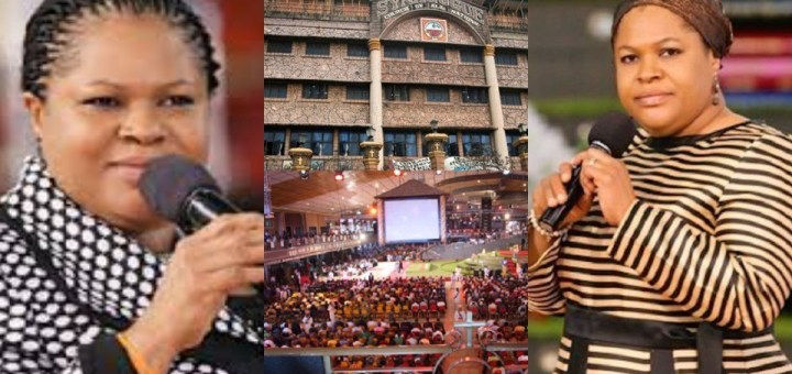 """""""She was never anointed"""" - Crisis in Synagogue church as members reject T.B Joshua's wife as successor"""