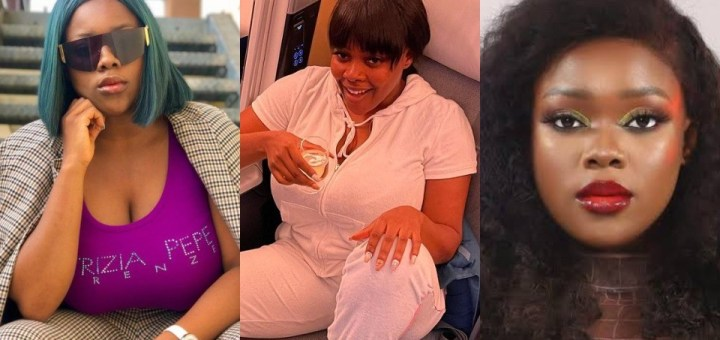 How I almost landed in trouble in France over fake Euros notes sold to me by a Nigerian bank - Actress Ejine Okoroafor.