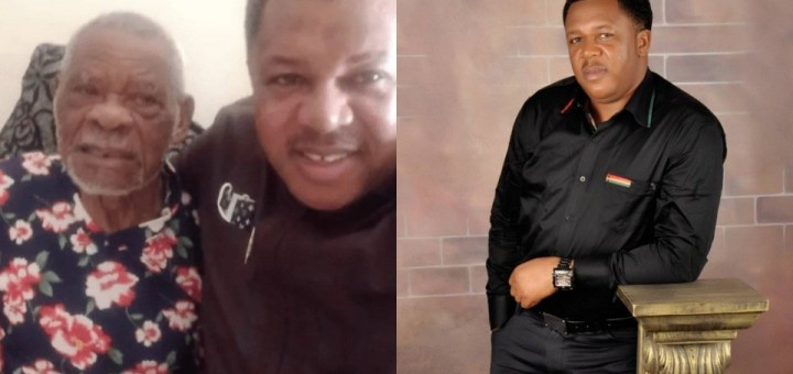 Nollywood Actor, Francis Duru's Father Is Dead