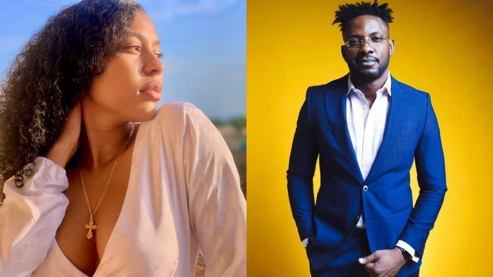 #BBNaija 2021: Watch the Moment Cross apologises to Nini after their Fight over the Bathroom (Video)