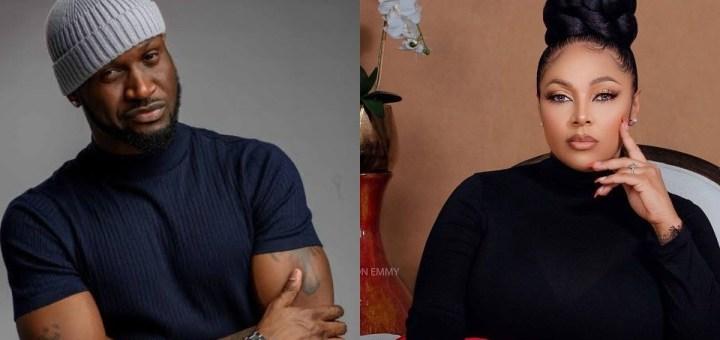 Peter Okoye celebrates wife, Lola Omotayo, on her Birthday