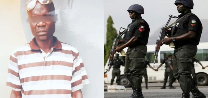 Police arrest man who tried committing Suicide in Lagos
