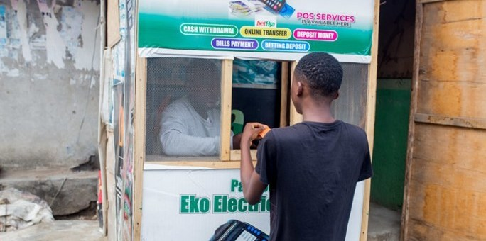 Nigerian man left in total shock as POS Operator in his neighbourhood allegedly buys a Benz