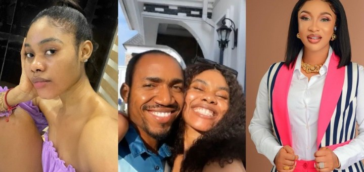 """S3x tape: """"You twisted the call to suit your self-created reality"""" – Janemena's brother tackles Tonto Dikeh"""