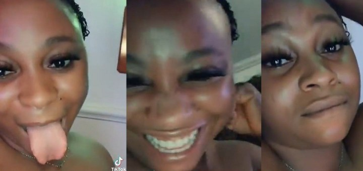 """""""Your papa sweet"""" – Lady brags about hooking up with and thoroughly """"screwing"""" her ex-boyfriend's dad (Video)"""