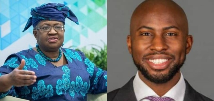 Okonjo-Iweala's son, Uchechi, breaks record in US