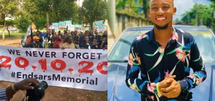 Man calls out Pastor over insensitive comments on #EndSARSMemorial