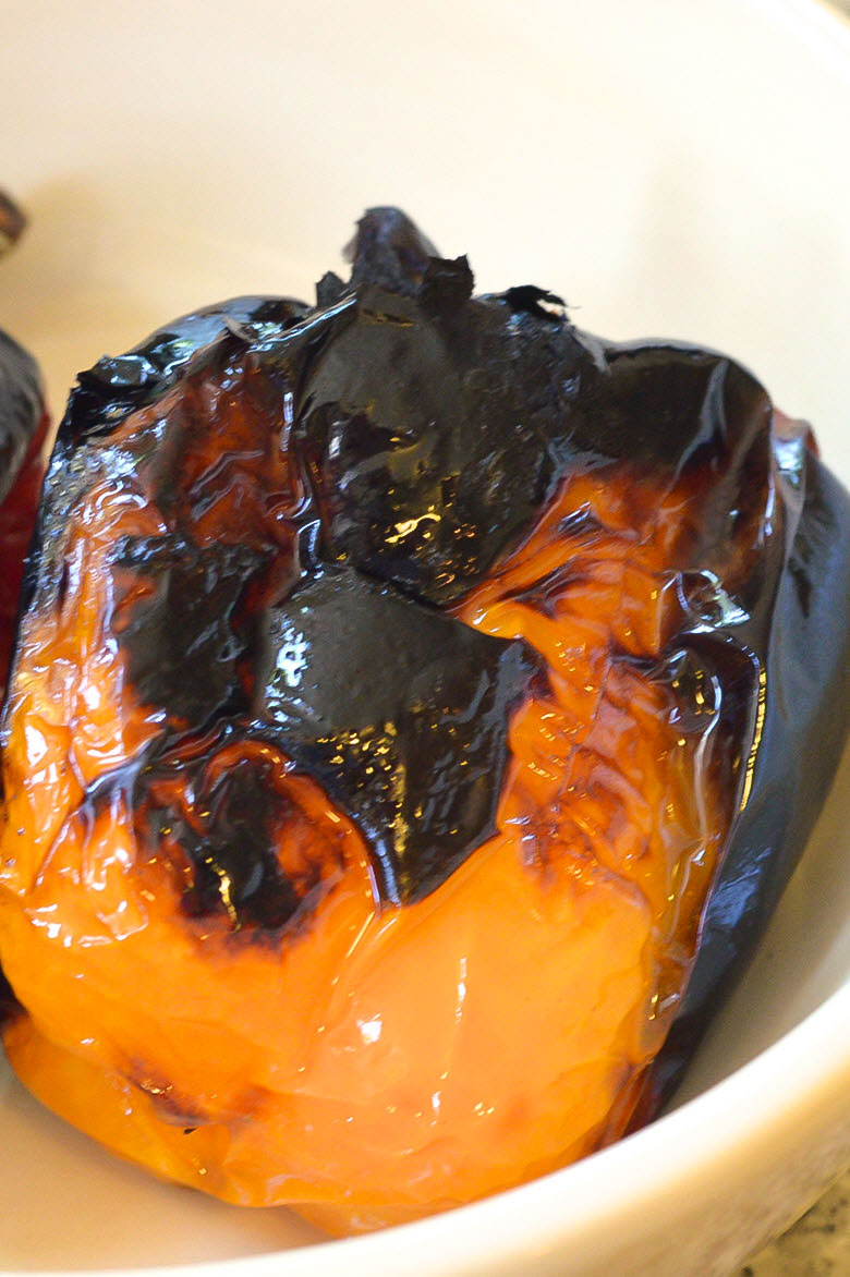 How To Roast Bell Peppers in Your Oven