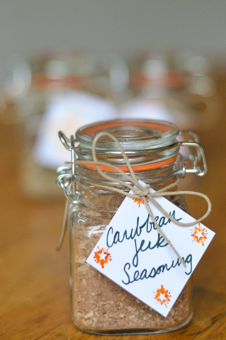 DIY Holiday Gift: Homemade Spice Mixes
