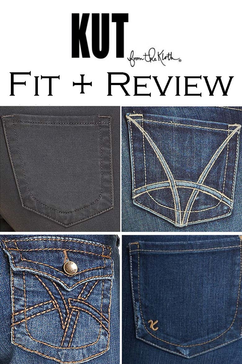 Denim Guide: KUT from the Kloth