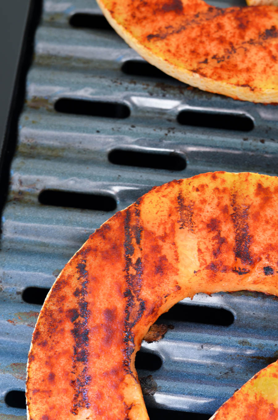 Grilled Cantaloupe - How to Grill Fruit
