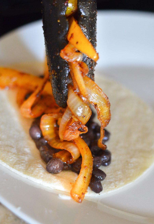 Homemade Fajita Seasoning Mix + Fajita Vegetables