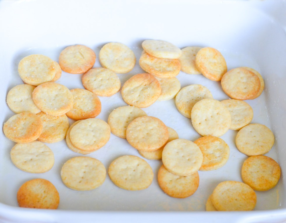 Homemade Ritz Peanut Butter Crackers Recipe