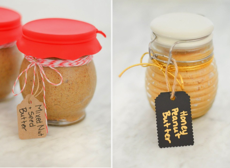 how to make homemade raw nut butter