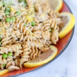 30 Minute Tuna Pasta Dinner. This 30 minute recipe is a simple one pot dish that's a great weeknight dinner idea. A canned tuna recipe everyone will love.