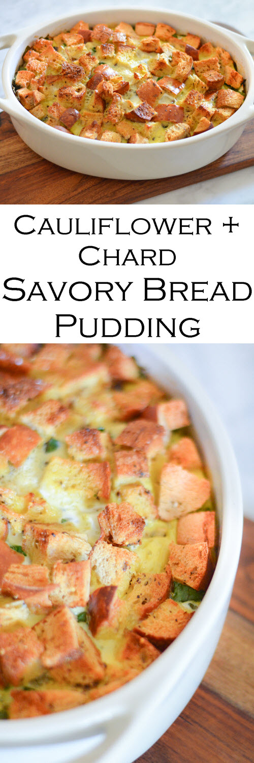 Healthy Vegetable Savory Breakfast Bread Pudding for Brunch Recipe. An easy and delicious breakfast or brunch recipe. This vegetarian egg recipe is full of vegetables an is a healthy brunch dish everyone will love!