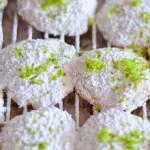 Key Lime Cookies