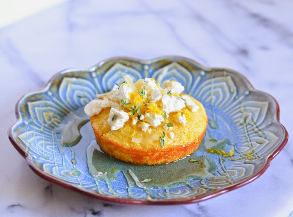 Greek Cornbread