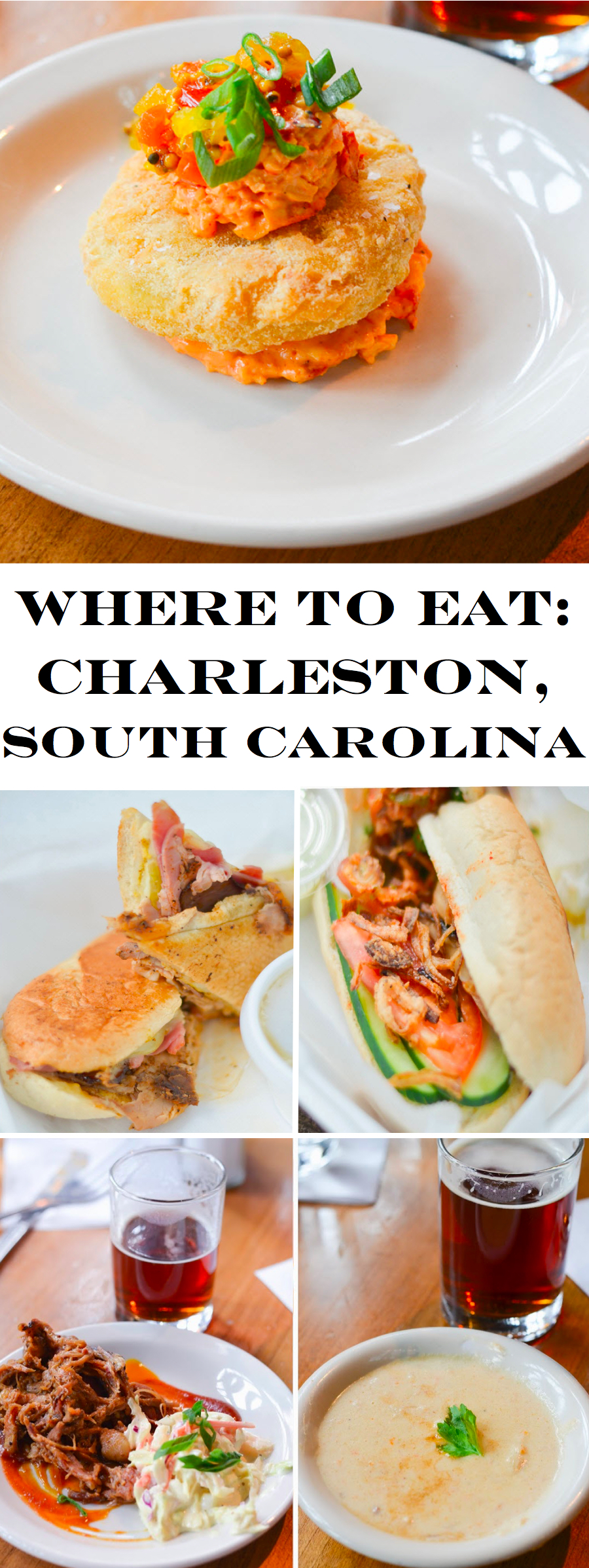Charleston Food Travel Guide