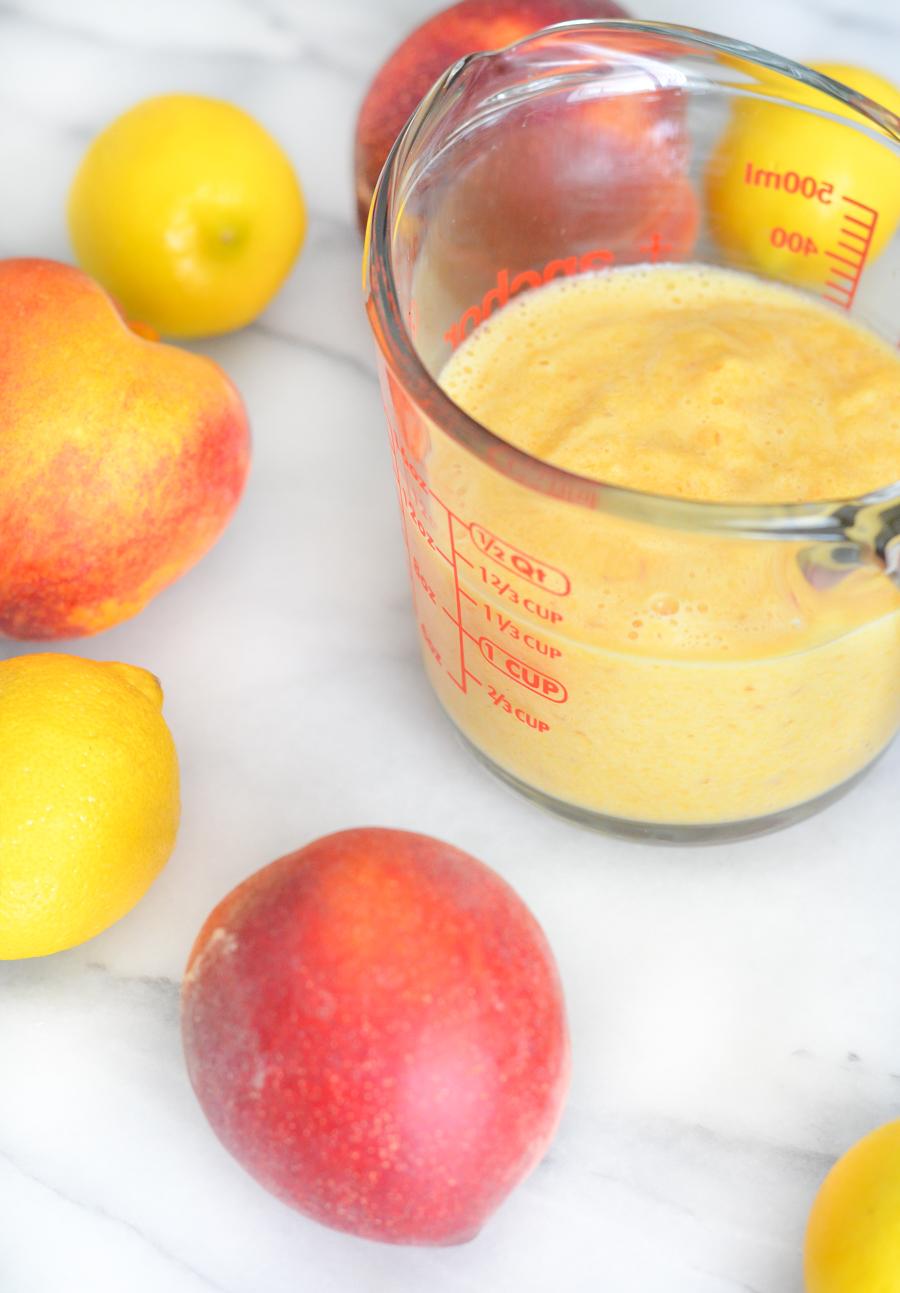 3x3LifestyleBloggerTrio-LemonadeRecipes-PeachLemonadew.PeachPuree-Luci27sMorsels-HealthyLAFoodBlogger-1