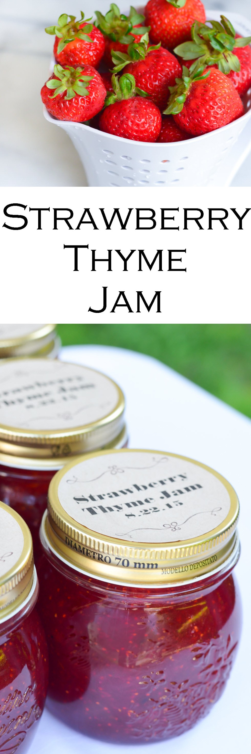 Homemade Jam Wedding Favors Recipe + Supplies | Luci\'s Morsels