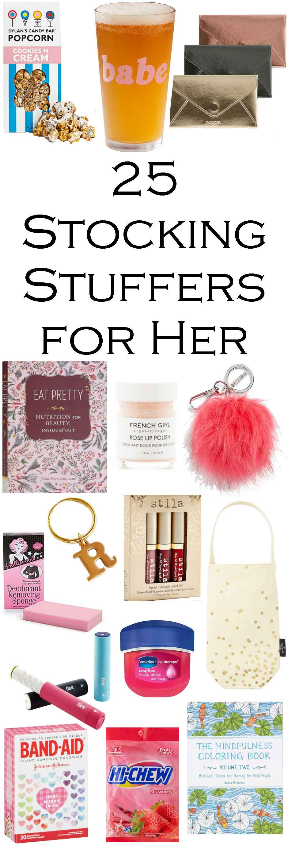 Christmas Stocking Stuffer Ideas For Her Gift Guide Luci