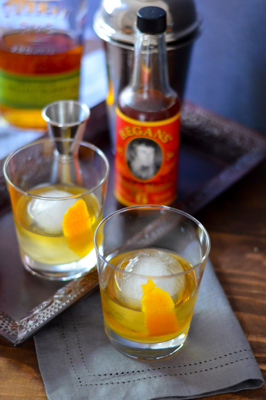 Foolproof Old-Fashioned Cocktails