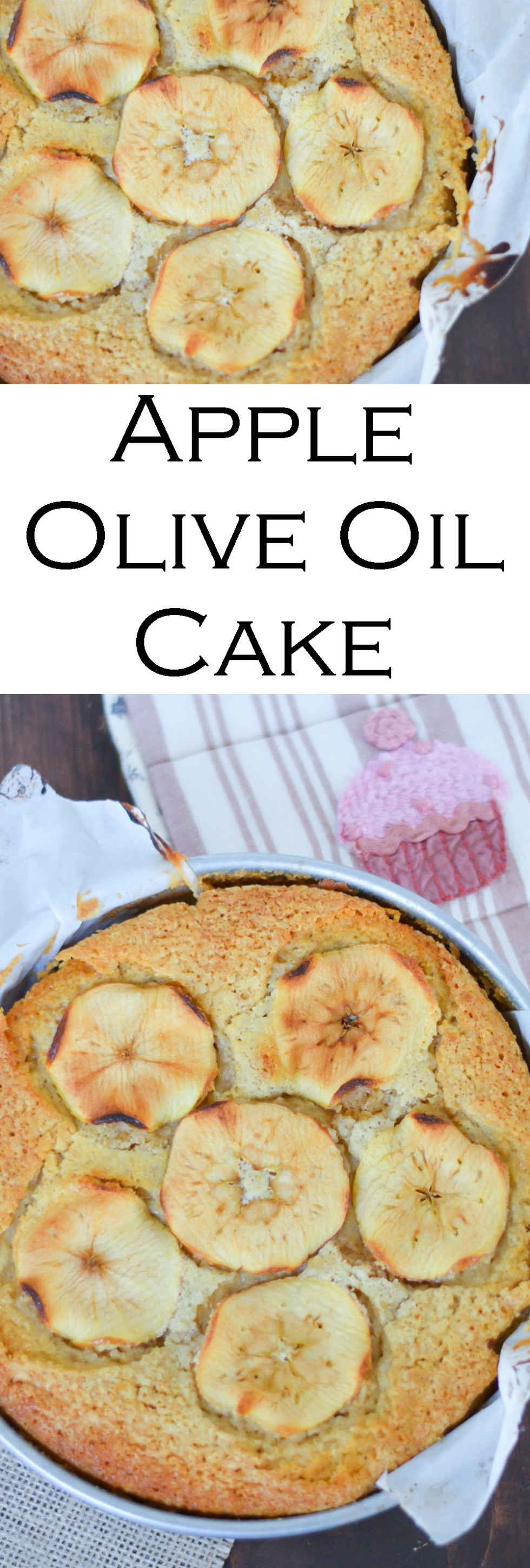 Apple Olive Oil Cake - Anthropologie Cookbook Sunday Suppers Review