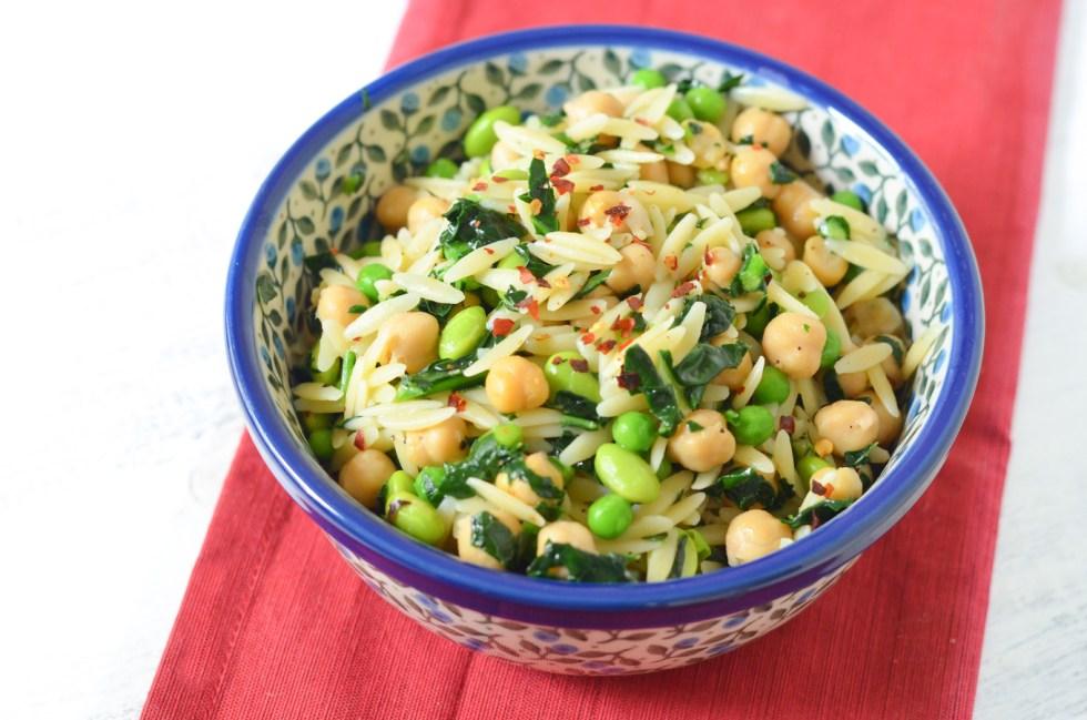 Superfoods Healthy Pasta Salad