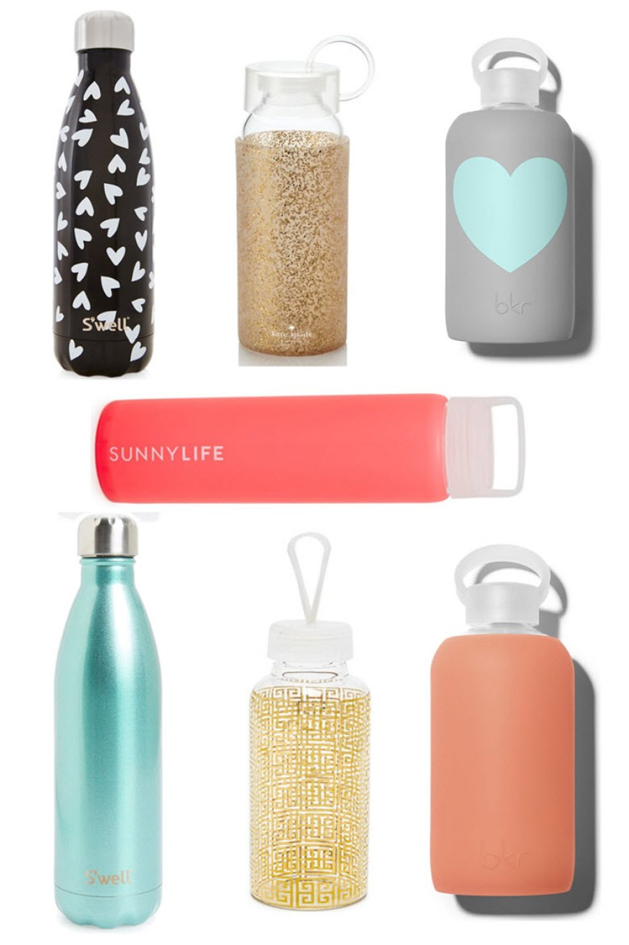 How to Drink More Water   Cute Water Bottles