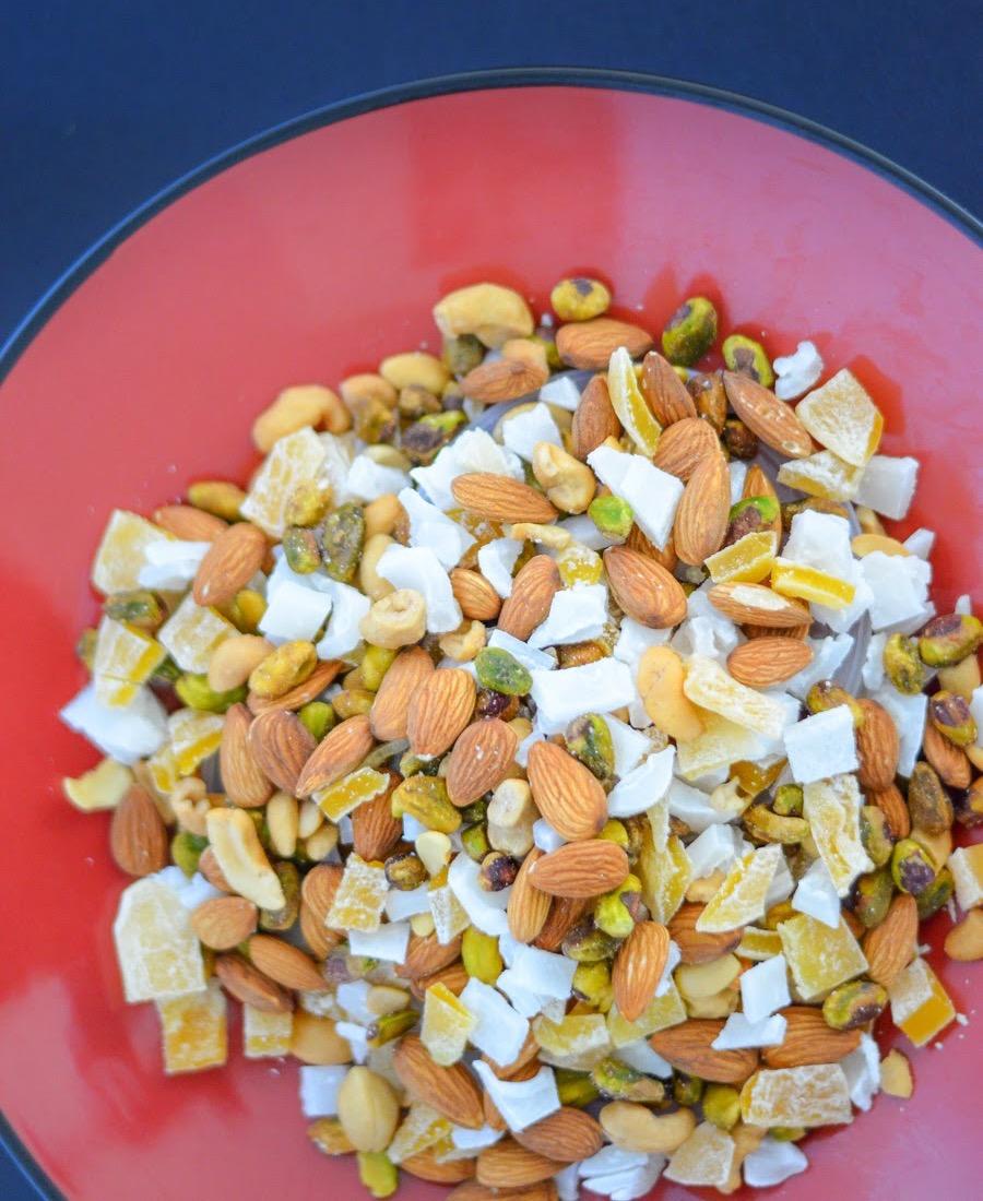 Healthy Homemade Road Trip Snacks