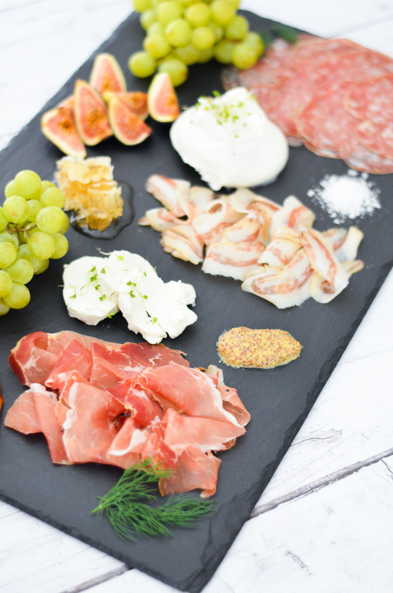 Brunch Charcuterie Board for Breakfast