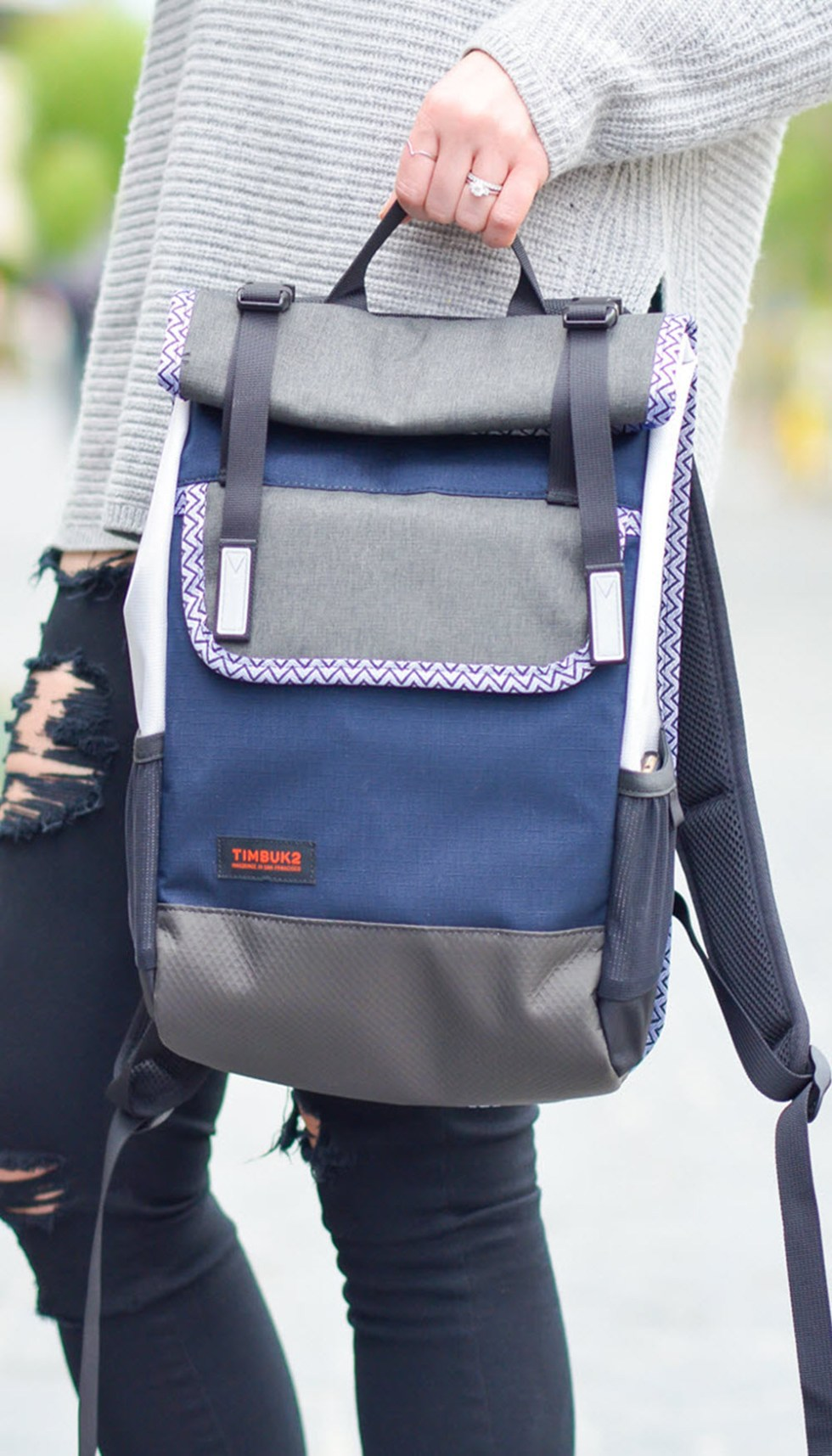 Mini Timbuk2 Prospect Backpack - Best Small Backpack for Day Hikes Review